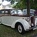 DAIMLER DB-18 Saloon 1947 Baden Baden (1)