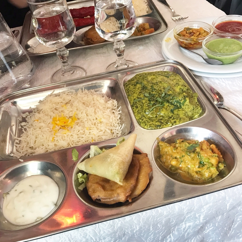 Indian Food ©Kid Friendly