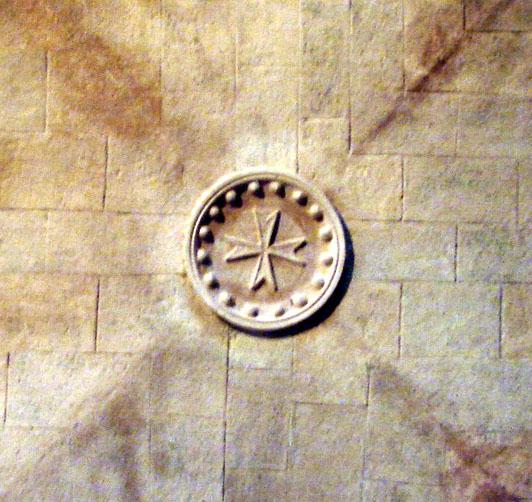 La Couvertoirade Église Saint-Christol 12