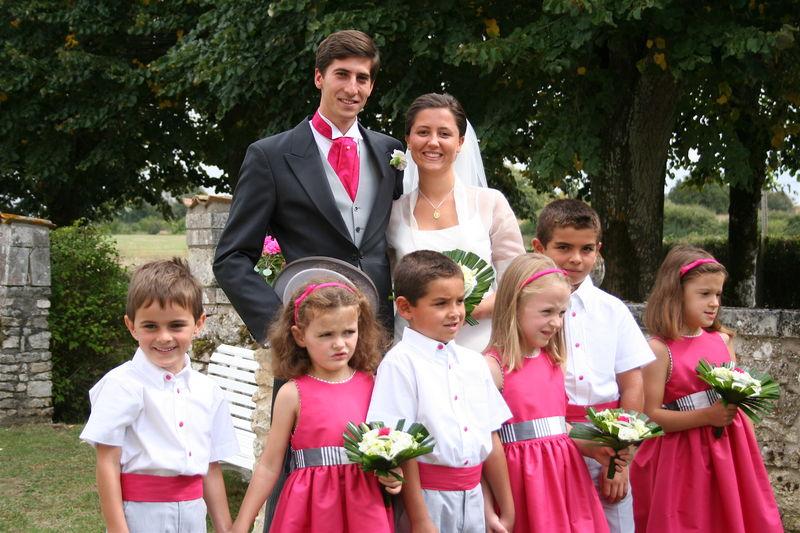 Mariage Guillaume et Clémence - 411