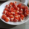 Tomate farcie au boursin