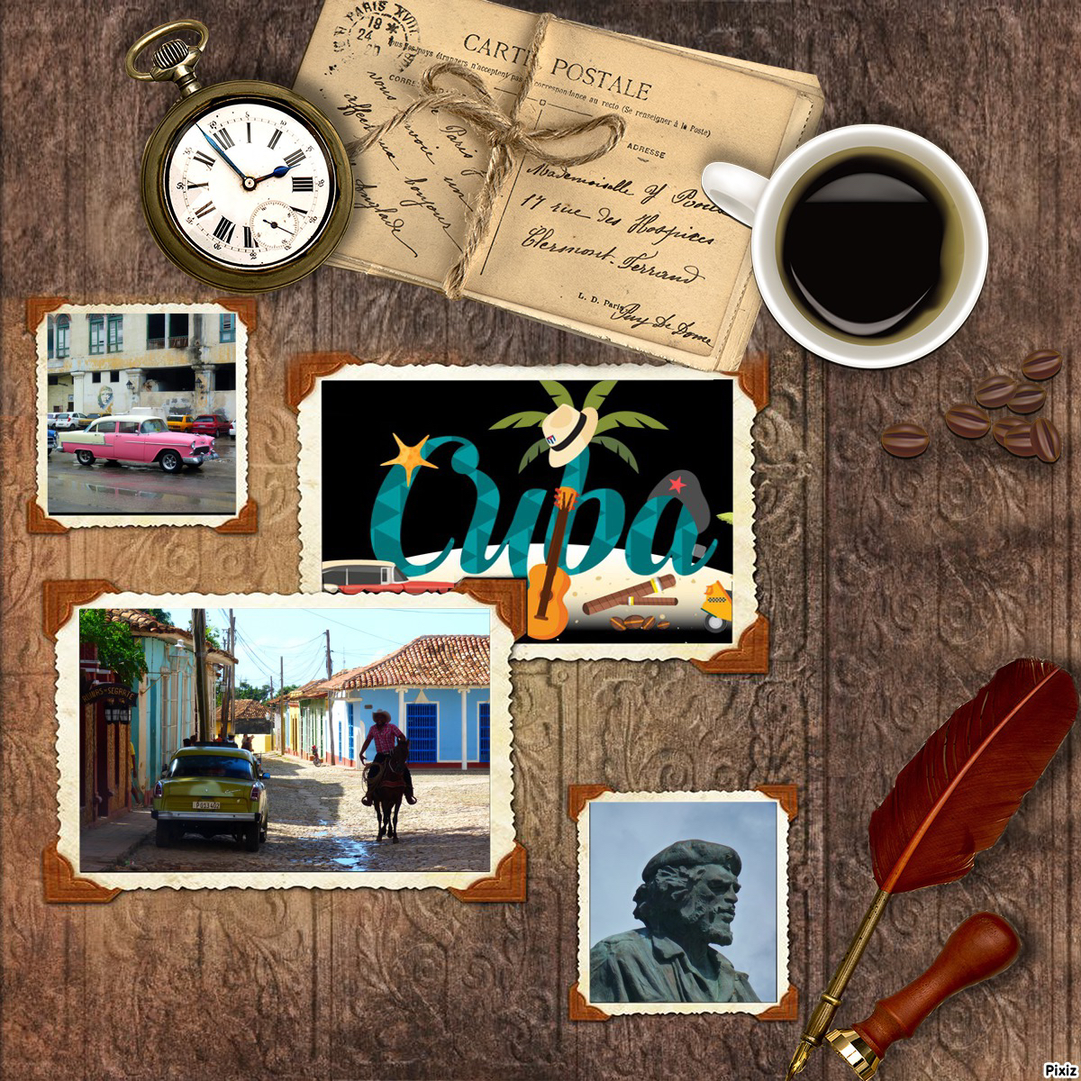 [Carnet de Voyage] Hasta la victoria siempre : Cayo Santa Maria