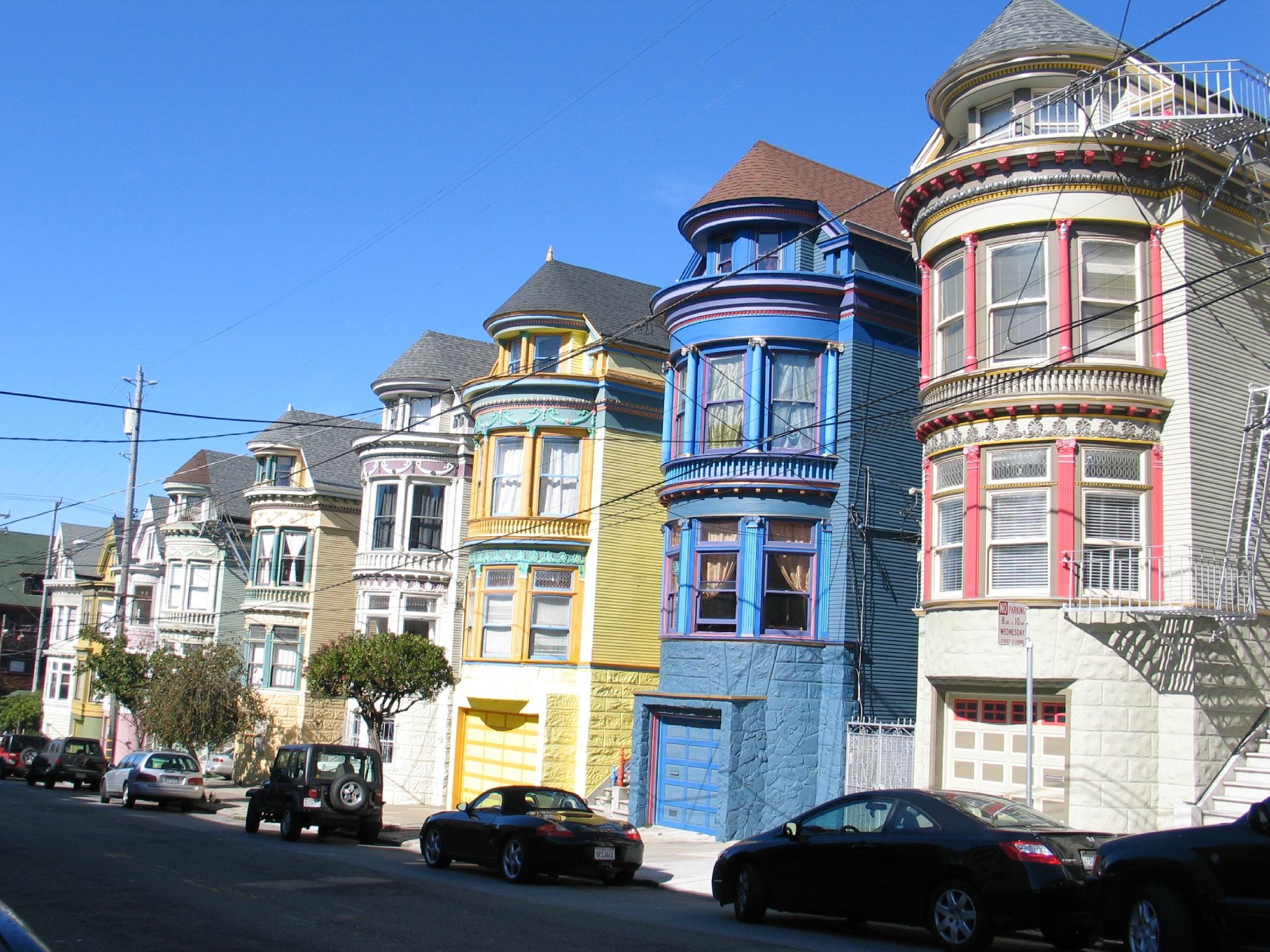 SAN FRANCISCO - PAYSAGE 4