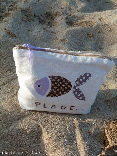 2012 07 Pochette pour la plage