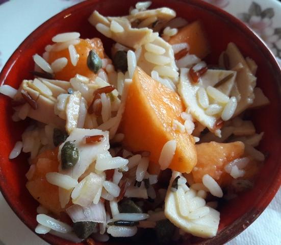 salade riz-melon (2)