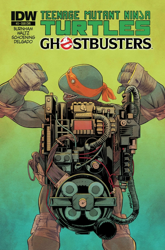 IDW TMNT ghostbusters 03 sub