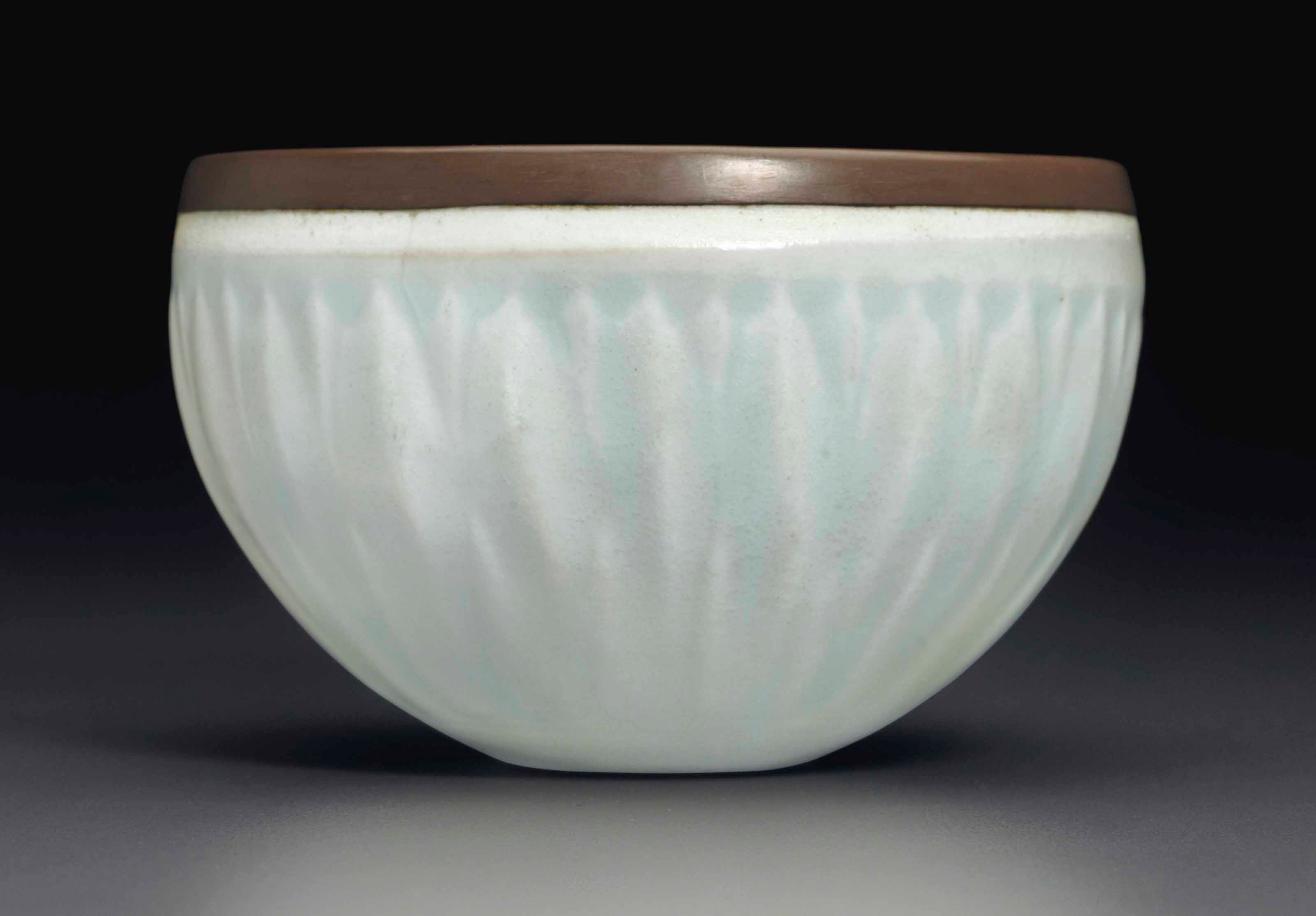 An unusual Qingbai carved bowl, Southern Song dynasty (1127-1279)