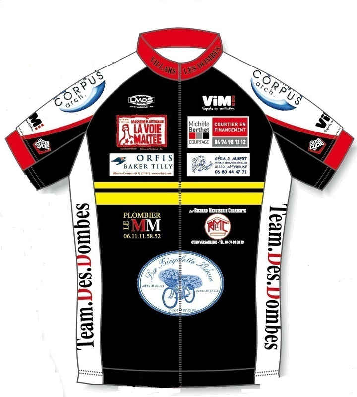 A MAILLOT 2015