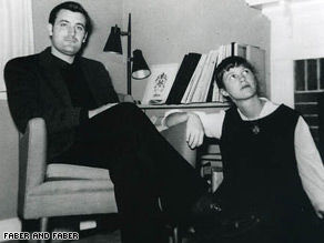 tedhugues_and_sylviaplath