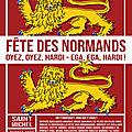 29 septembre 2019 saint michel: fête des normands solidaires avec nos amis rouennais