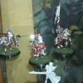 Cavalerie Griffon bis, avec Mira au premier plan