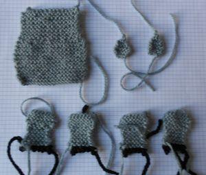 santon tricot âne 001