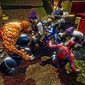 7 jeux marvel ne sont plus disponibles sur la plateforme numérique du playstation store