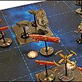 Fleet commander - la flotte ecarlate