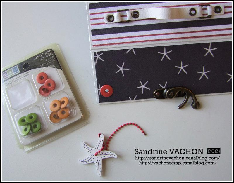 Sandrine VACHON dernière étape