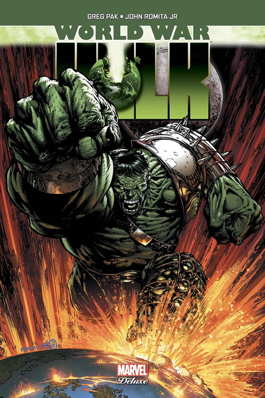 marvel deluxe world war hulk