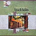 **Stockholm**