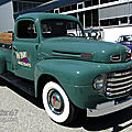 Ford f-2 3/4 ton pickup 1948-1950