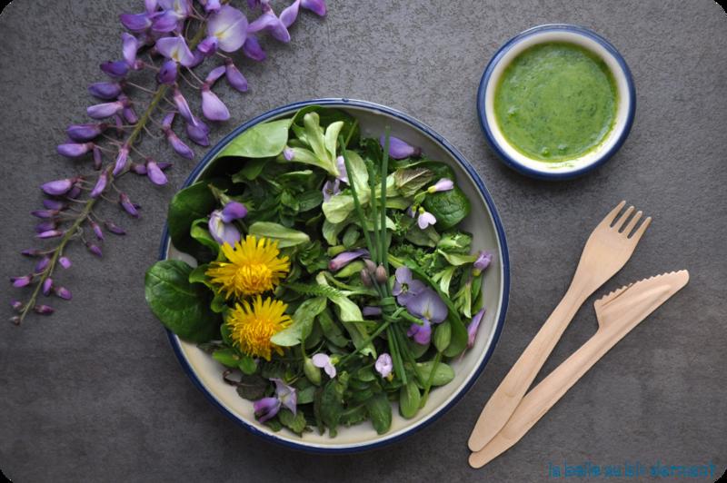 Salade sauvage2