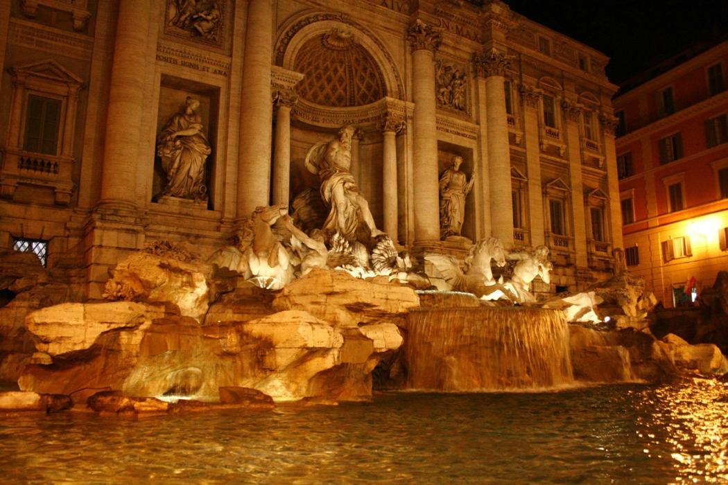 Voyage à Rome du 20 au 23 mai 2016
