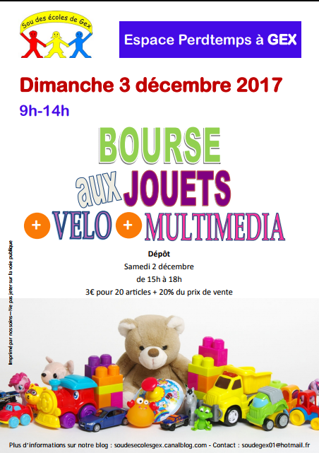bourse poster