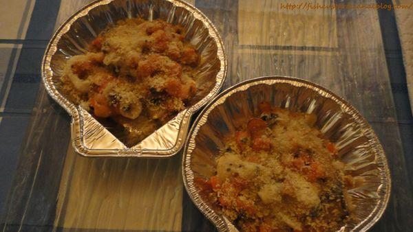 Coquilles aux fruits de mer (1)