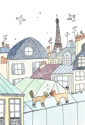 Paris_chats_aquarelle