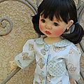 Pyjama d'été pour lilou