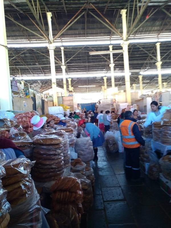le marché municipale