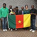 Belgique-cameroun: commémoration à merksplas de la mort du camerounais folefack sontsa ebénizert (texte et vidéo)p