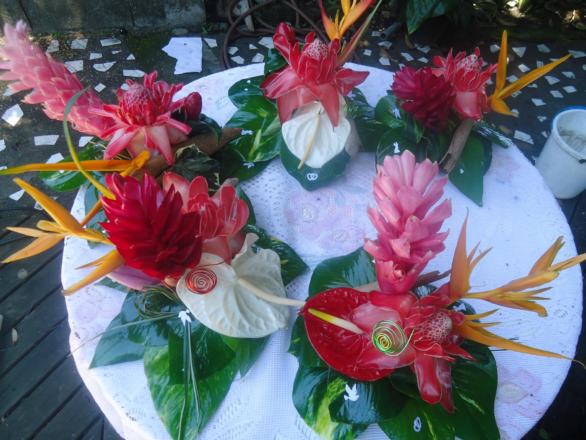 Dsc03322 Photo De Compositions Florales Exotique Les Fleurs De