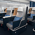 La sublime nouvelle cabine business air france sur airbus a330