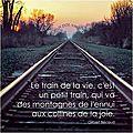Le train de la vie...