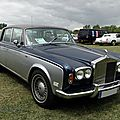 Rolls royce silver shadow - 1965 à 1977