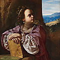 Nationalmuseum acquires a work by artemisia gentileschi