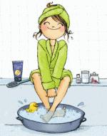 Anti-fatigue-garantie-Bain-de-pieds-maison
