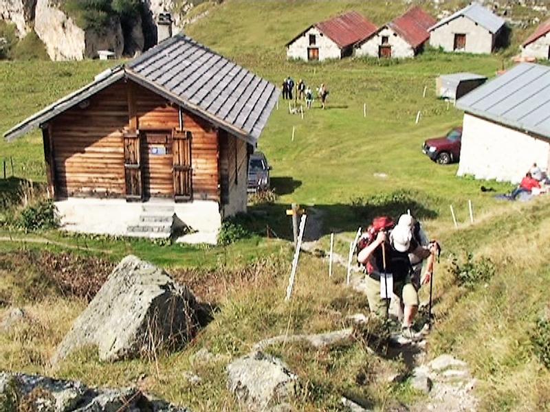 cabane de Montainpnt