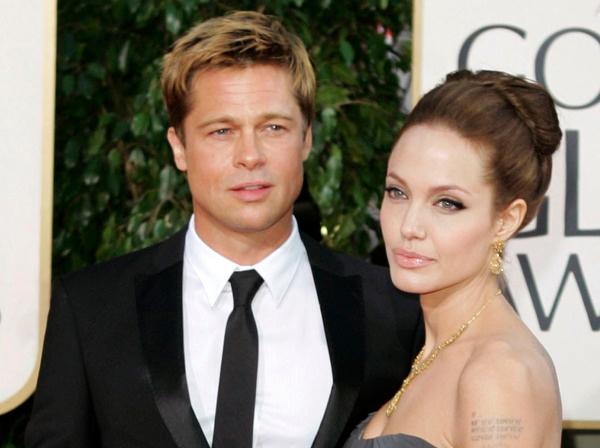Angélina Jolie - Brad Pitt