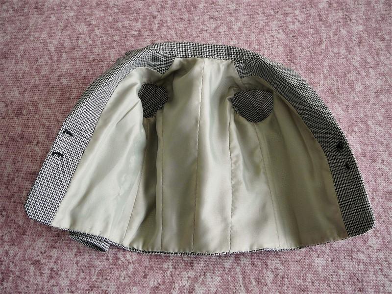 06 Intérieur de la veste
