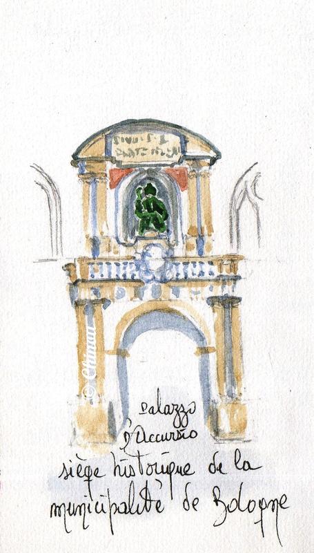 70 Hôtel de ville Bologne