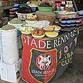 Marchand d'épices à Marrakech