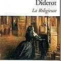 La religieuse - denis diderot