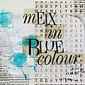 Aj 365 - meix in blue color - uj 7 days in a week