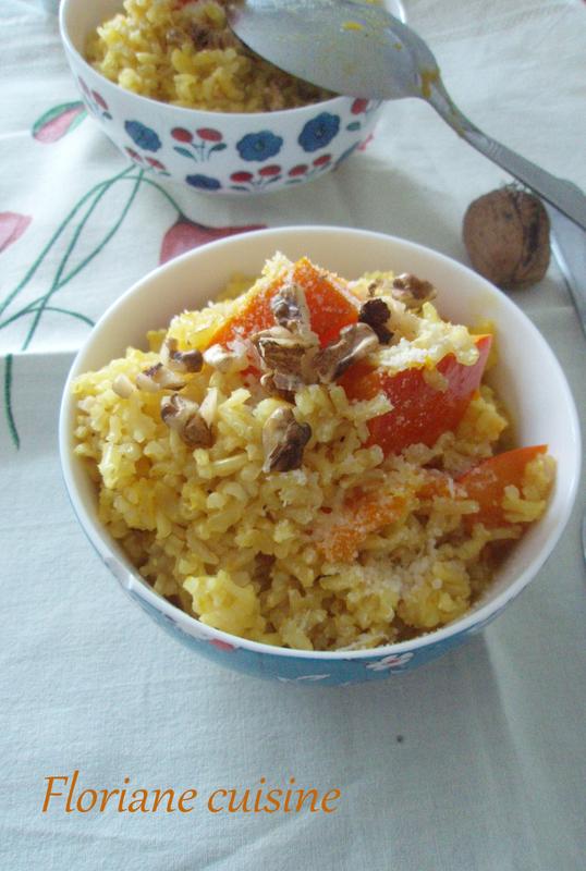 riz au potimarron 3