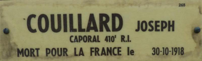 COUILLARD Joseph Antoine de châteauroux (1) (Medium)