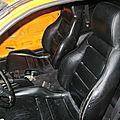 Montage siège rx7 orange