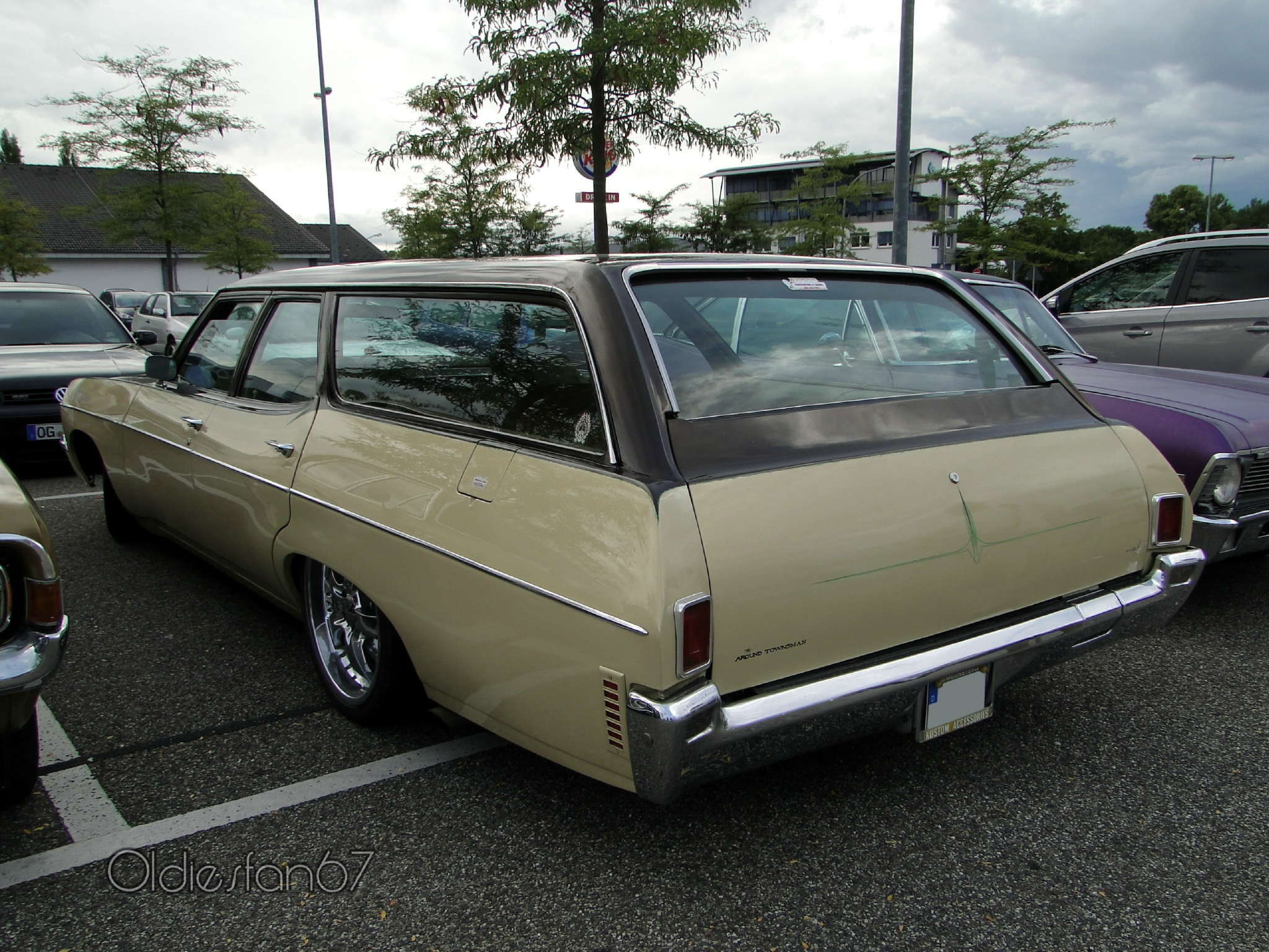 Chevrolet Townsman Station Wagon 1970 Oldiesfan67 Quot Mon