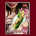 Croque monsieur roquefort poire & pecan