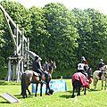 balade à cheval médiévale - Abbaye de Hambye (281)