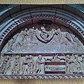 Charité sur Loire - nef centrale basilique Notre Dame